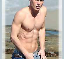 Colton Haynes Hot Shirtless by Speeros