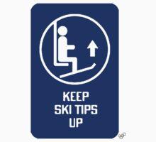 Blue tips up by jsl101