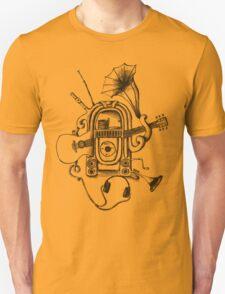 The Music Machine Unisex T-Shirt