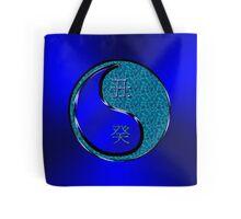 Ox Yin Water Tote Bag