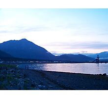 Seward, Alaska Photographic Print
