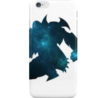 Leauge of legends Zed Space Theme iPhone Case/Skin