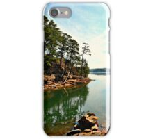 From the Banks of the Lake iPhone Case/Skin