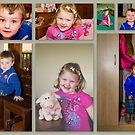 Fleur & Tjaart's Kids by Warren. A. Williams