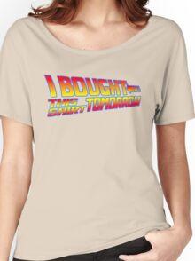 FUTURE SHIRT (Black)  Women's Relaxed Fit T-Shirt