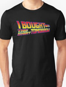 FUTURE SHIRT (Black)  T-Shirt