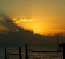 Florida Sunrise by BlueFeather