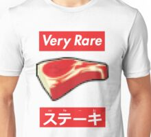 VERY RARE STEAK Unisex T-Shirt