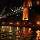 Water Under The (Sydney Harbour) Bridge by David McMahon