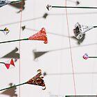 section of 'Origami Lilly' installation .jpg by SachikoKotaka