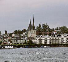 Lake Luzern - Switzerland by anirudhe