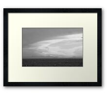 Sea, Land and Sky (Canary Islands) Framed Print