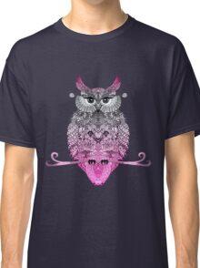 OWL GIRL BLACK Classic T-Shirt