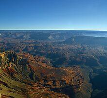 Grand Canyon #7 by Paul Gilbert
