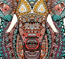 BOHO SUMMER ELEPHANT Sticker