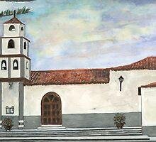 The Church by Marie-louise Bulgin