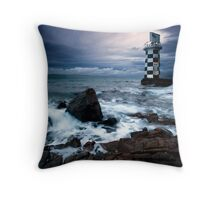 Hallswell breakthrough Throw Pillow