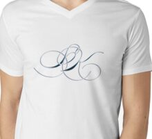 SK *StarKatz Tee Mens V-Neck T-Shirt