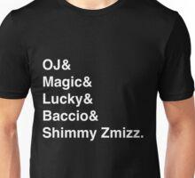 DCMC Band Minimalist Unisex T-Shirt