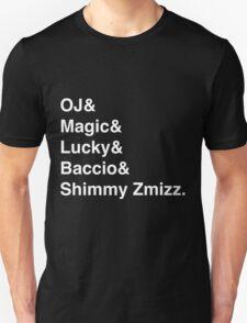DCMC Band Minimalist T-Shirt