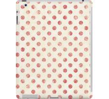 Vintage Polka Dots iPad Case/Skin