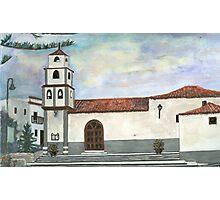 Church view Photographic Print