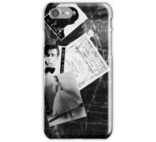 Trista & Holt #7 excerpt iPhone Case/Skin