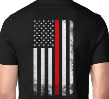 Vintage USA Flag Unisex T-Shirt
