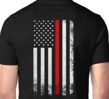 Vintage USA Flag Unisex T-Shirt