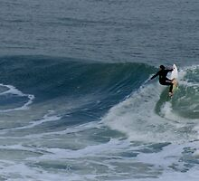 Surfer Cut back by liquidlines