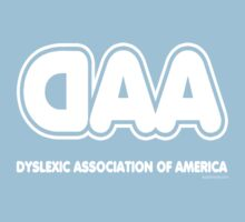 Dyslexia Association of America Kids Clothes