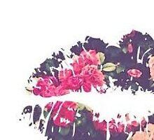 Flower Kisses by KaeBae