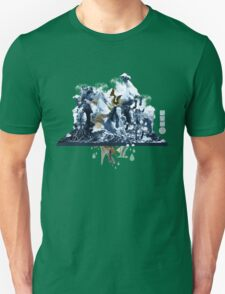 The Game of Kings, Wave Three: The White Queen-Knight's Pawn T-Shirt