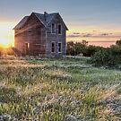 Prairie Fire by Kevin  Kroeker