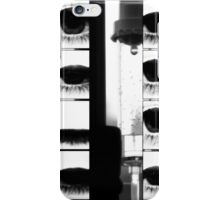 """""""The Eyes Have It"""" (from Trista & Holt #7) iPhone Case/Skin"""