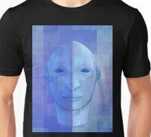 man in 3d Unisex T-Shirt