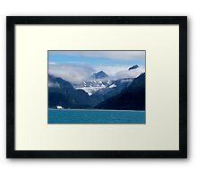 Kenai Fjords National Park Framed Print