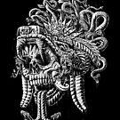 Serpent Warrior by qetza