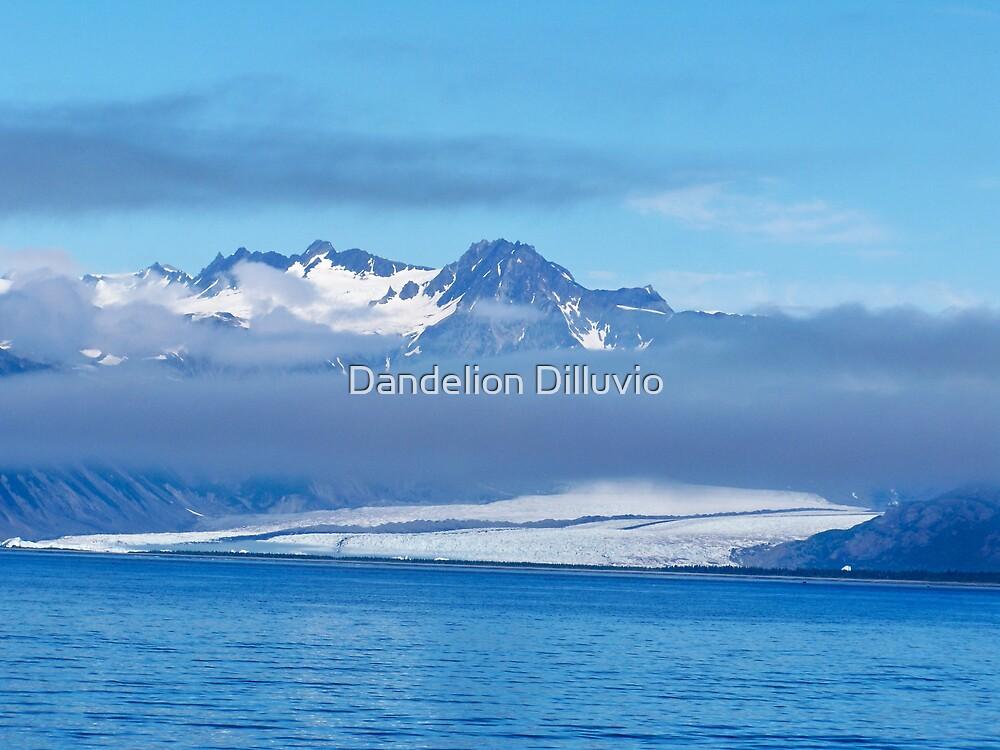Kenai Fjords National Park by Dandelion Dilluvio