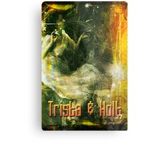Trista & Holt #7: Cover Metal Print