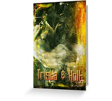 Trista & Holt #7: Cover Greeting Card