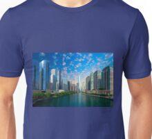 Chicago, USA - Skyline Unisex T-Shirt
