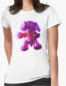 Tummy Womens Fitted T-Shirt
