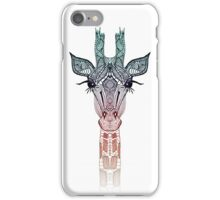 GIRAFFE by Monika Strigel iPhone Case/Skin