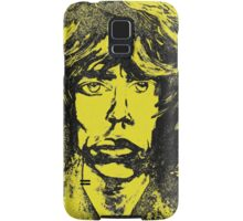 Mick Jagger Design 2 Samsung Galaxy Case/Skin
