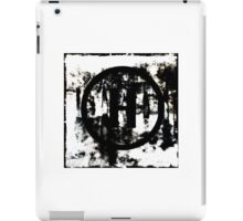 Hylax Plastics logo, Tobacco-Stained Mountain Goat iPad Case/Skin