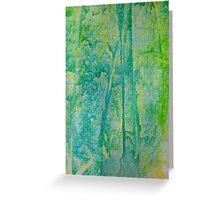 Rainforest Dawn Greeting Card