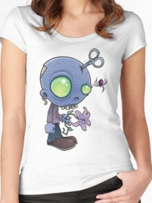 Zombie Jr. Women's Fitted Scoop T-Shirt