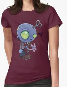 Zombie Jr. Womens Fitted T-Shirt