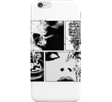 Laurel, Tobacco-Stained Mountain Goat iPhone Case/Skin